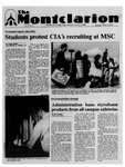 The Montclarion, March 15, 1990