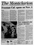 The Montclarion, October 25, 1990