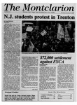 The Montclarion, November 15, 1990