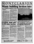 The Montclarion, December 13, 1990