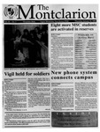 The Montclarion, January 31, 1991