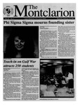 The Montclarion, February 14, 1991