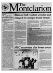 The Montclarion, March 14, 1991