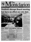 The Montclarion, April 18, 1991