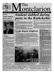 The Montclarion, October 24, 1991