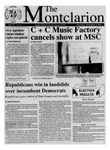 The Montclarion, November 07, 1991