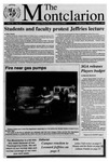 The Montclarion, November 27, 1991