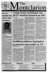 The Montclarion, February 20, 1992
