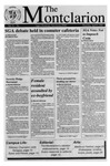 The Montclarion, April 09, 1992