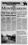 The Montclarion, November 19, 1992