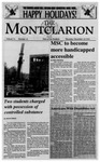 The Montclarion, December 10, 1992