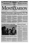 The Montclarion, February 11, 1993