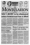 The Montclarion, April 01, 1993