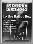 The Montclarion, April  14, 1994