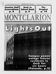 The Montclarion, September 08, 1994