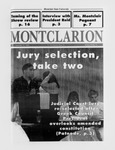 The Montclarion, November 10, 1994