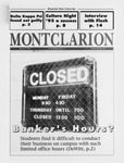 The Montclarion, March 09, 1995