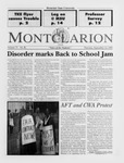The Montclarion, September 14, 1995