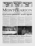 The Montclarion, September 28, 1995