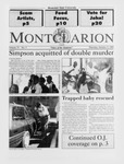 The Montclarion, October 05, 1995