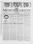 The Montclarion, October 19, 1995