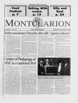 The Montclarion, November 09, 1995