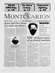 The Montclarion, November 30, 1995