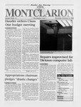 The Montclarion, February 08, 1996