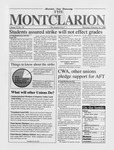 The Montclarion, February 22, 1996