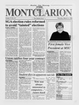 The Montclarion, March 21, 1996