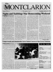 The Montclarion, October 24, 1996