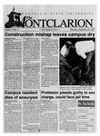 The Montclarion, September 25, 1997