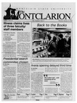 The Montclarion, January 15, 1998
