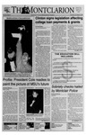 The Montclarion, October 22, 1998