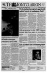 The Montclarion, November 12, 1998