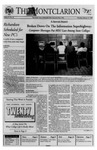 The Montclarion, February 24, 2000