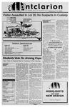 The Montclarion, September 14, 2000