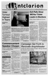 The Montclarion, March 29, 2001