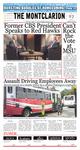 The Montclarion, October 18, 2012