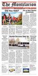 The Montclarion, November 06, 2014