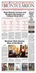 The Montclarion, October 6, 2016