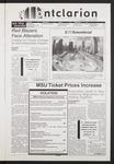 The Montclarion, September 19, 2002