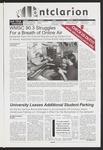The Montclarion, September 26, 2002