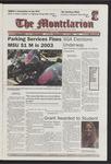The Montclarion, April 01, 2004