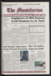 The Montclarion, October 20, 2005