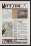 The Montclarion, November 08, 2007