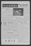 The Montclarion, November 8, 1960