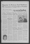 The Montclarion, March 5, 1962