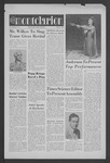 The Montclarion, March 9, 1962