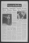 The Montclarion, March 30, 1962